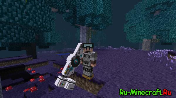 """[Client][1.6.4] Клиент """"Холодные игры"""" minecraft от fohasdera"""