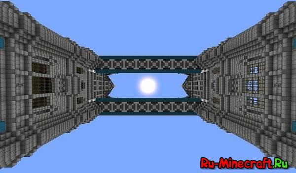 [Map] Tower bridge in London - красивая лондонский мост