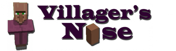 [1.7.2/1.7.10] Villager's Nose - Отрежь нос жителю