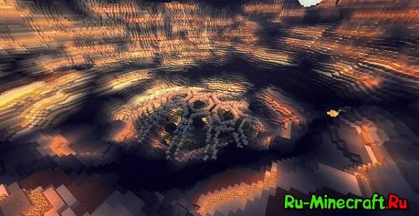 [Map][1.7.10] Genesis Turtle Map - Черепашка!