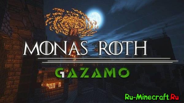 [Map][1.7.2+] Monas Roth – Industry's Rise - Огромный город!