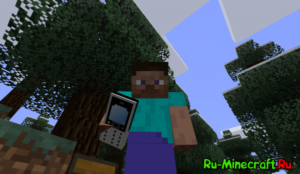 [1.7.10] Selfie Mod - делаем селфи