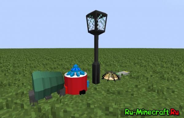 [Client][1.7.2] S.u.r.v.i.v.a.l Z - сборка minecraft - обновление