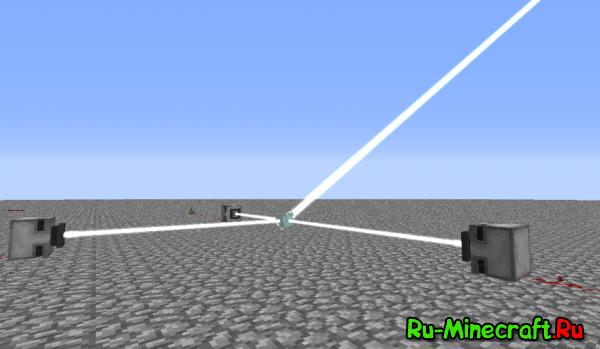 Electromagnetic Coherence Mod - Лазерные механизмы! [1.7.10|1.7.2]