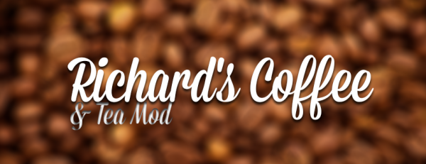 [Mod][1.7.2/1.7.10][Forge] Richard's Coffee & Tea Mod — кофеек