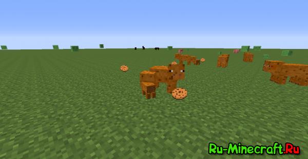 [1.7.2-1.7.10]Mo' Pigs - Свинки уже везде!