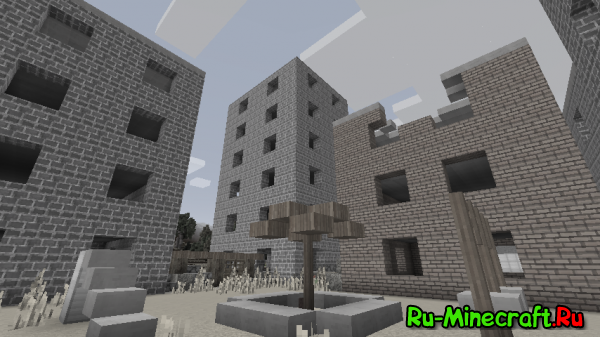 [Resource Pack][1.7.+][16x16] Kaput Pack - мой ресурс-пак.REBORN
