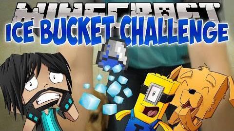 [1.7.2-1.7.10] Ice Bucket Challenge Mod - Охладись!