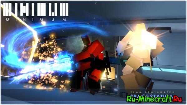 [Game] Minimum - Помесь Titanfall и Destiny, да еще и в кубах!