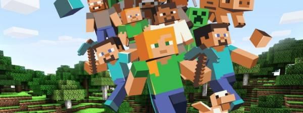 Microsoft купит разработчика игры Minecraft за 2 миллиарда долларов