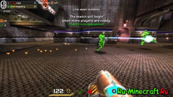 [Разное] Quake Live релизнулся в стиме