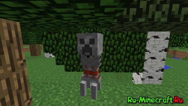[1.7.2/1.7.10] Mo' Skeletons Mod — еще больше скелетонов