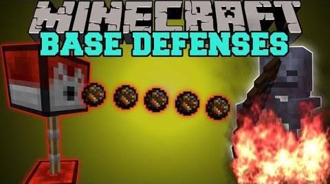 [1.7.2] Base Defense - защита для вашего дома