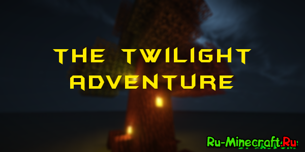 [Client][1.7.2] The Twilight Adventure - ModPack by LASDORF