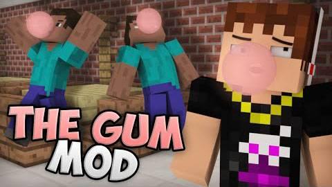 [1.7.2] Chewing Gum - жвачка!