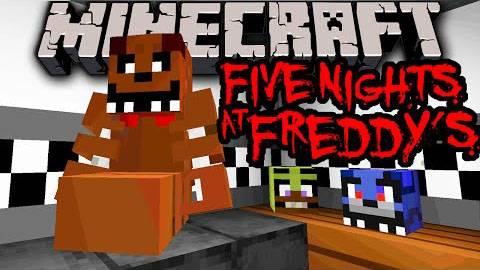 [Map][1.8] Five Nights at Freddy's - Страшные куклы!