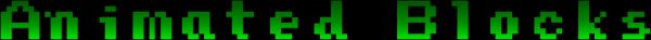 Animated Blocks - анимация двери! [1.7.10]
