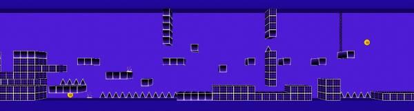 [1.8.1/1.8] Geometry Dash - карта по игре!