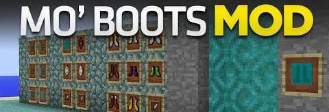[1.7.10] Mo' Boots - Внеземные Сапоги