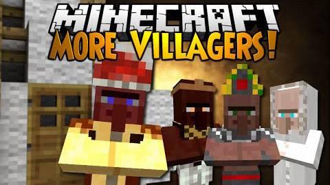 [1.7.10] Diversity (More Villagers) - Новые жители