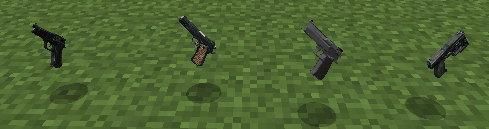 Advanced Guns Mod - Оружия нового поколения Call Of Duty [1.6.4]