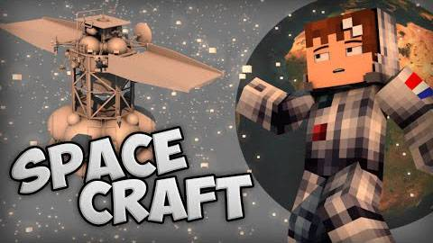 [1.7.10] Spacecraft Mod - в космос!