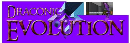 Draconic Evolution Mod [1.12.2] [1.11.2] [1.10.2] [1.7.10]
