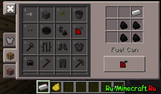 Bulldozer Mod - бульдозер в Minecraft PE!