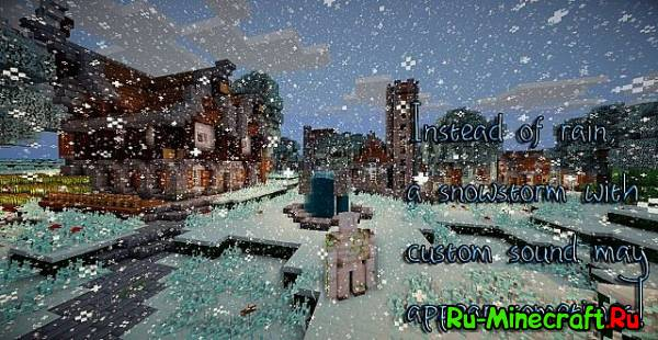 [1.8][16x16] BetaBox! Pack - Winter — Зимний ресурс-пак