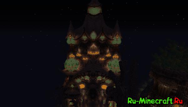 [MAP] Halloween Special By iMatiBoy — Резиденция Зла