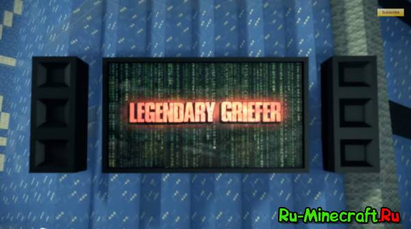 [Video] ♫ Legendary Griefer ♫ - A Minecraft Original Music Video