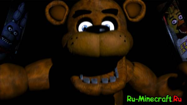 [1.8] Five Nights at Freddy's 2 Resource Pack