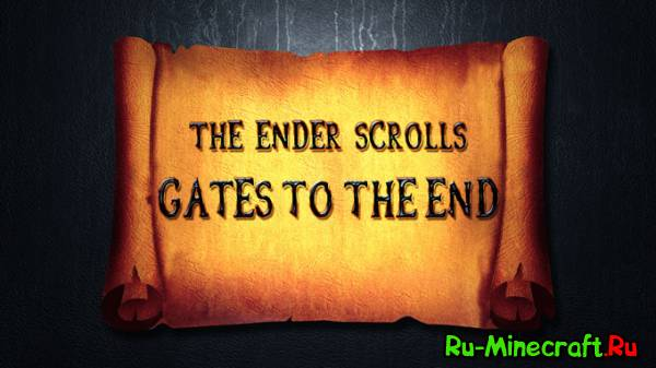 The Ender Scrolls – Gates to The End [1.7.10] [Map]