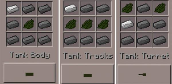 [MC:PE][0.9.5] Mech Tanks Mod for MCPE - Танки!