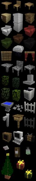 [1.8][Mods] Jammy Furniture Kitchen update! - Как дома, кухонное обновление!