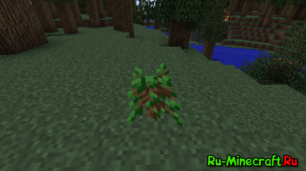 Auto Sapling - Авто высадка деревьев [1.11.2] [1.10.2] [1.9.4] [1.8.9] [1.7.10]
