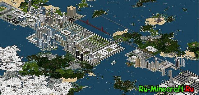 [MAP] Epic Huge City — Огромный город