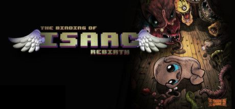 [Game][Steam]The Binding of Isaac Rebirth - Исаак Возрождение
