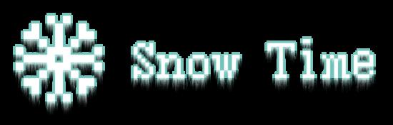 SnowTime minecraft - снег в меню игры [1.7.10]