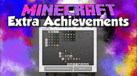 [1.6.4-1.8] Extra Achievements - Больше достижений!
