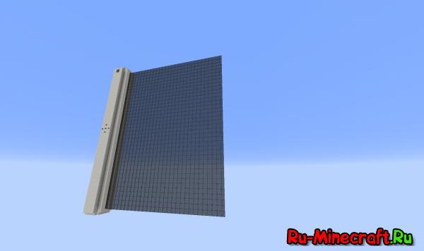 [Map] Эпичный планшет из будущего в Minecraft !
