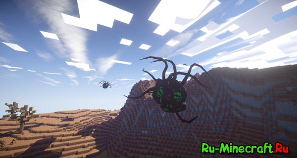 [Client 1.7.10] Minecraft The Lost World - Хардкорное выживание!
