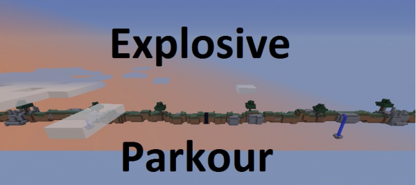 [Map][1.8/1.8.1] Parkour Madness
