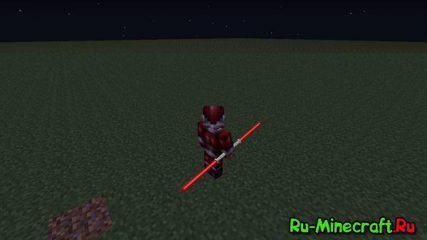 [1.7.10] Advanced Lightsaber - Световые мечи из Star Wars