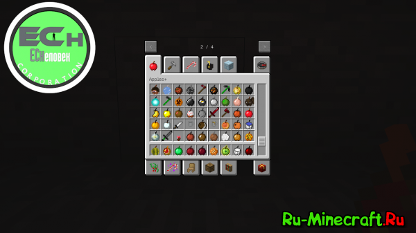 [1.7.10] Apples+ mod