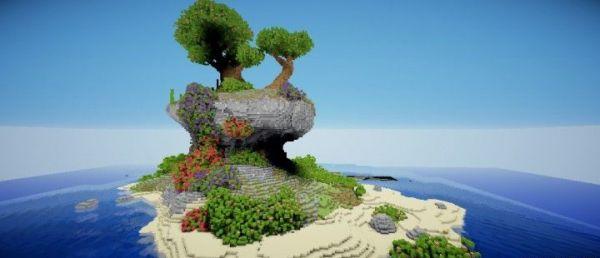 [MAP] Garden of the Eden - райский остров