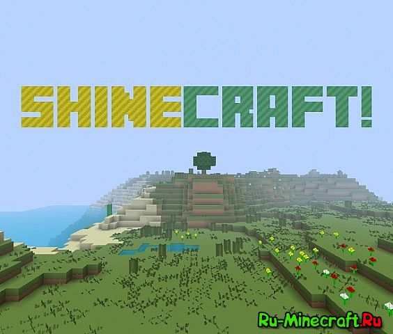 [1.8.1][16x] ShineCraft EX - Анимации!