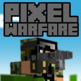 [Игра] PIXEL WARFARE — Майнкрафт стрелялка на UNITY!