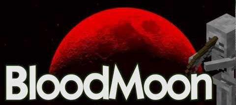 Blood Moon — Кровавая луна [1.12.2] [1.11.2] [1.10.2] [1.9.4] [1.8.9]