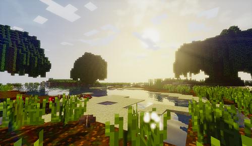 [MAP] Enclave - очень красивая!